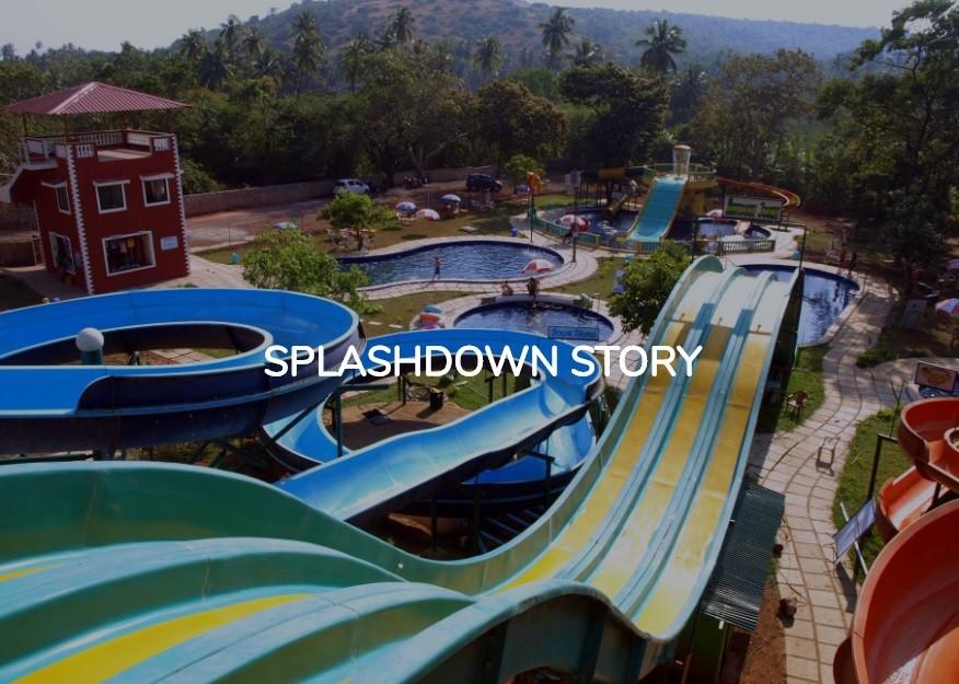 SPLASHDOWN STORY
